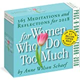 For Women Who Do Too Much Page-A-Day Calendar 2018