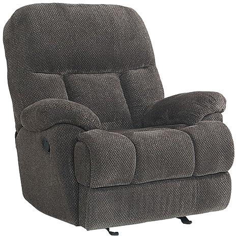 Amazon.com: Estándar muebles Harmon reclinable, Tela ...