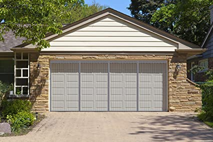 liveinu magnetic garage door screen 2 car screen door for single or double garage with upgraded - 16 Ft Garage Door