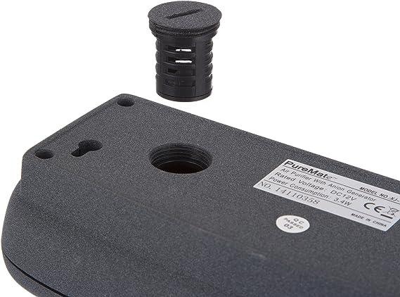 PureMate® XJ-1000 Purificador de aire ionico e ionizador: Amazon.es: Hogar