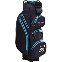 STA-DRY 100% Waterproof Golf Cart Bag 2018 - Navy and Electric Blue