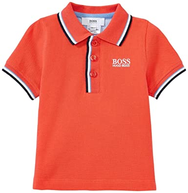 875616713 Amazon.com: Hugo Boss Baby Boys' Ss Pique Polo: Clothing
