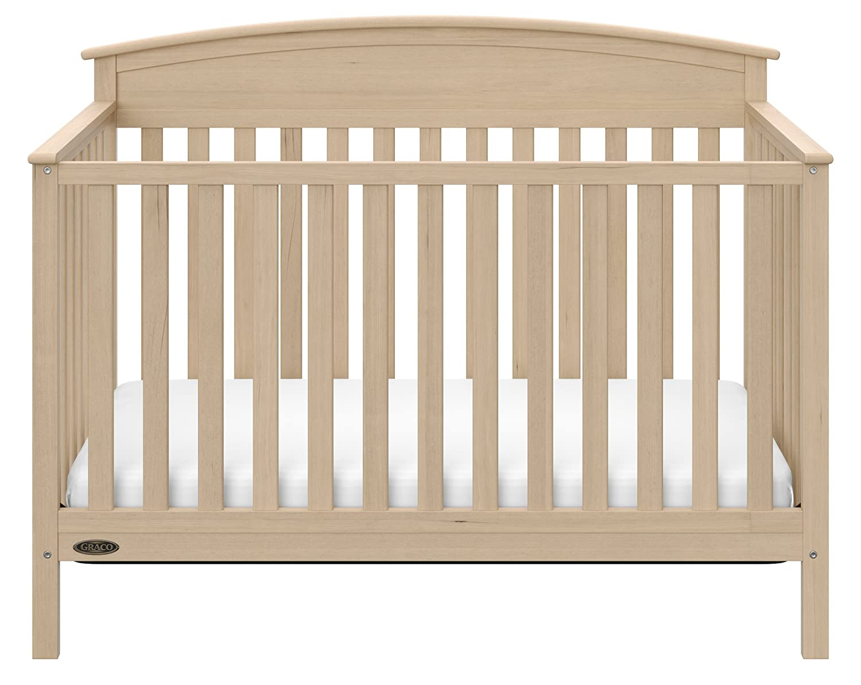 Graco Benton 5-in-1 Convertible Crib White 04530-211