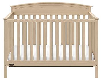 Amazon Com Graco Benton 5 In 1 Convertible Crib Driftwood Baby