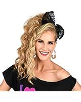 80's Headband, Lace