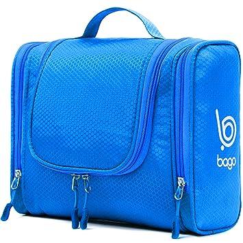 495c7fd21 BAGO Bolsa De Viaje // Neceser (Azul): Amazon.es: Equipaje