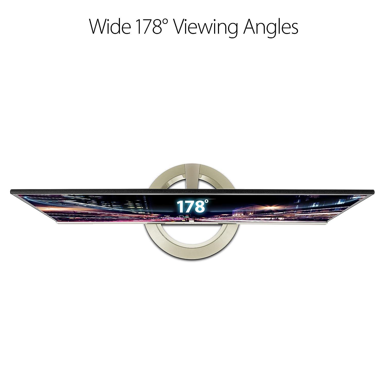 Asus 27 Wqhd 2560 X 1440 Ips Dp Hdmi Vga Eye Care Monitor Mx27aq Designo 2k Srgb Audio Bang Olufsen Tuv Inch Screen Led Lit Vz27aq Computers Accessories