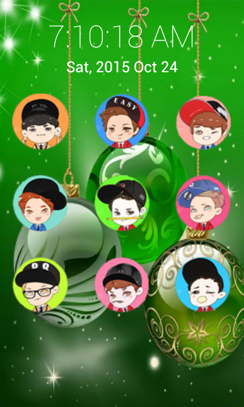 Amazon Com Lock Screen Exo Appstore For Android