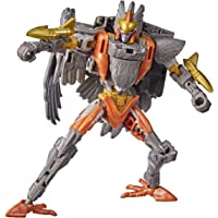 """Transformers - Generations - War for Cybertron: Kingdom Deluxe - 5.5"""" WFC-K14 Airazor - Takara Tomy - Action and Toy…"""