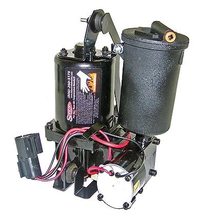 Suncore 40 F-20 Suspensión secador de compresor de aire w/Vibración aisladores 1
