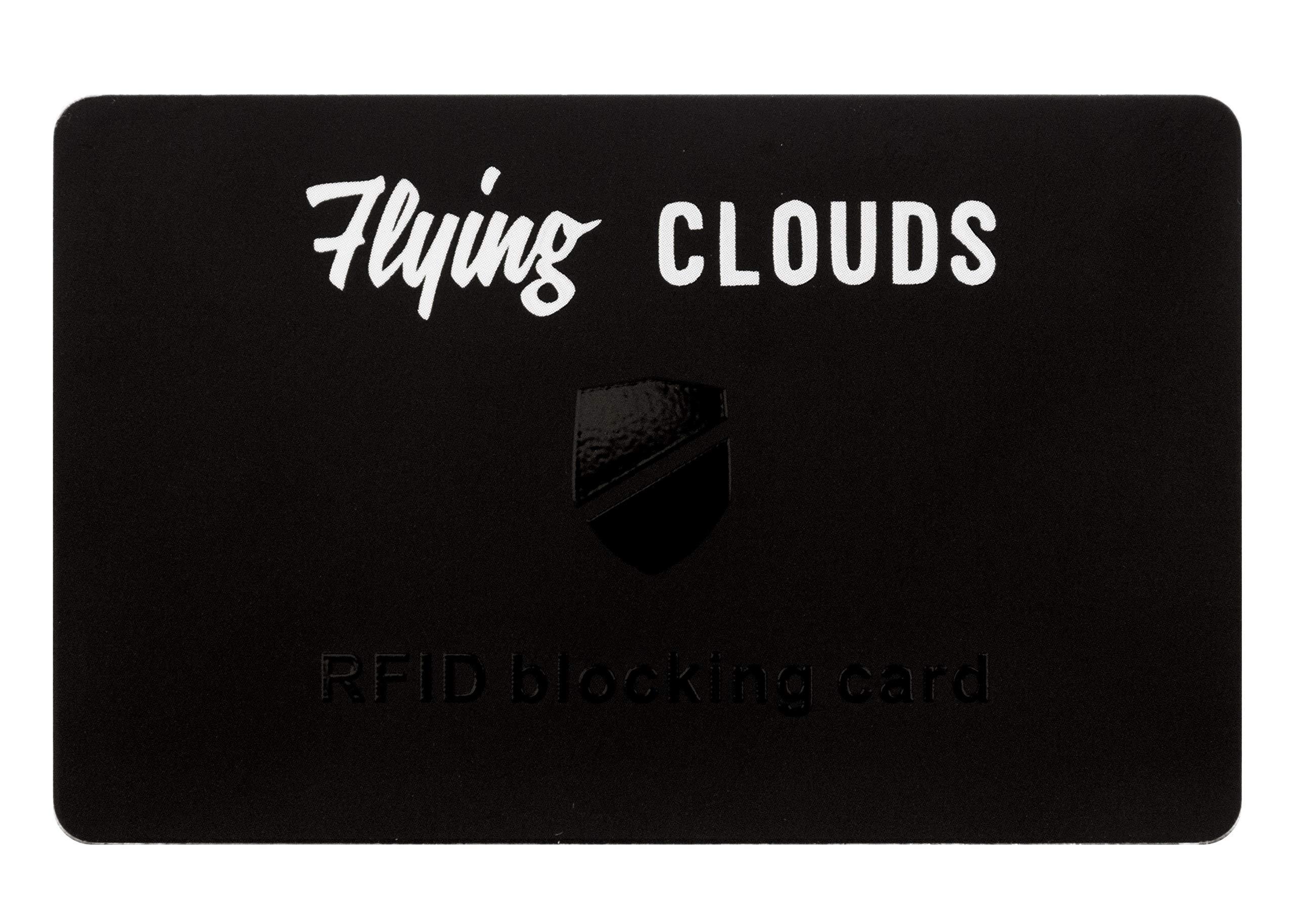 5Pcs RFID Blocking Credit Debit Card Protector NFC Contactless Signal Blocker
