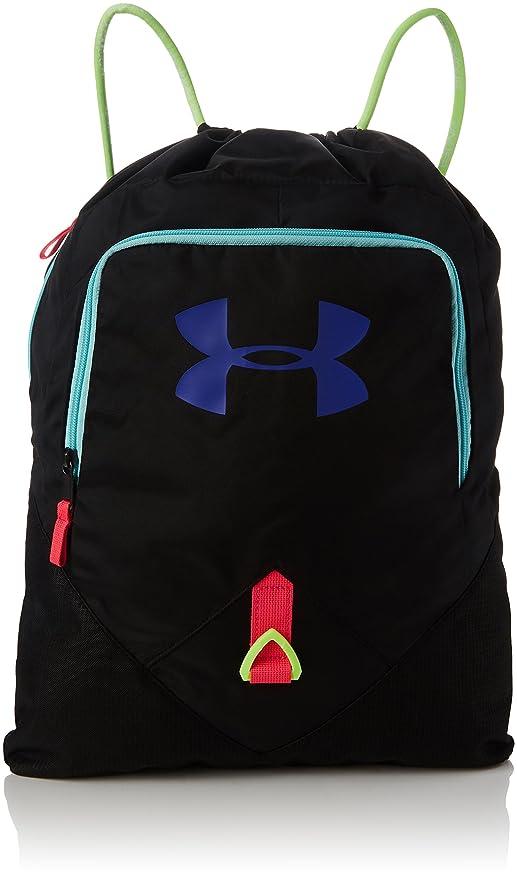 93726bc2ee Under Armour Unisex Undeniable Sackpack, Black, One Size: Amazon.co.uk:  Sports & Outdoors