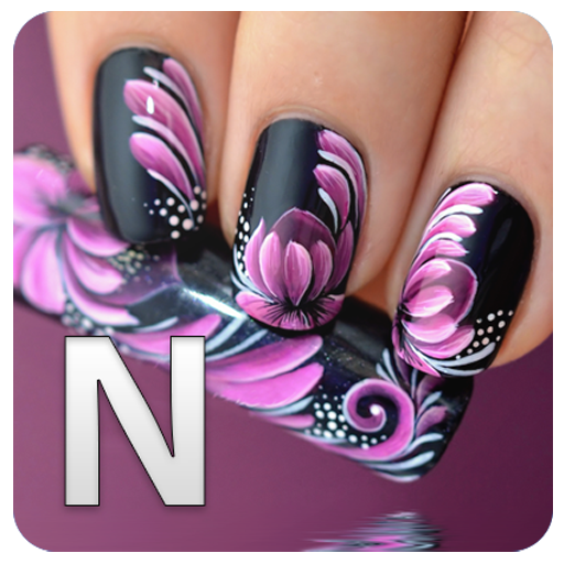 Nailbook - Nail Art Designs (Cute Makeup Halloween Ideas)
