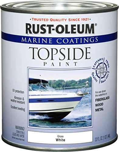 Topside Marine Fiberglass Boat Paint [Rust-Oleum] Picture