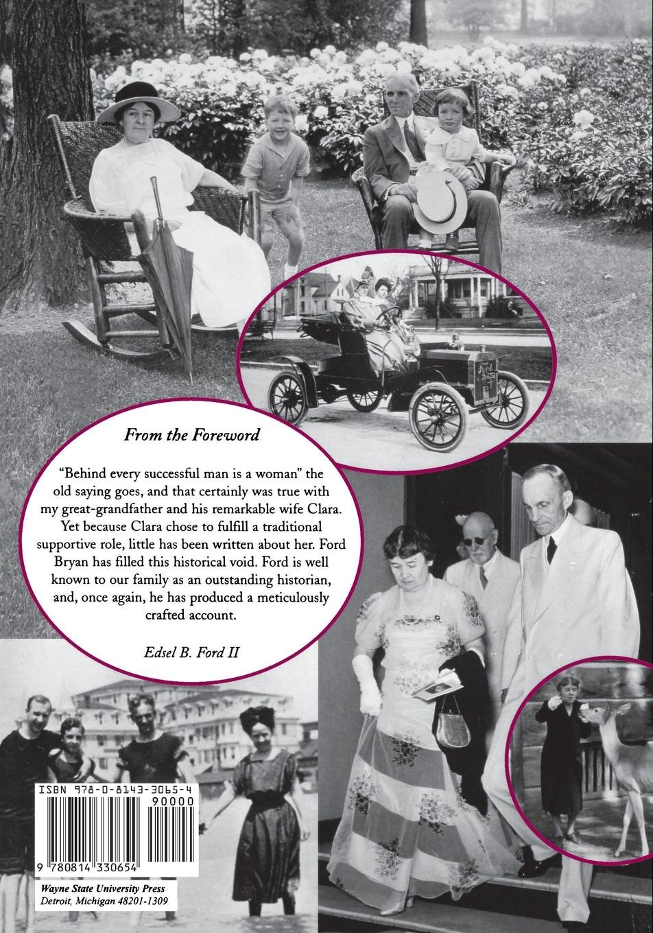 Clara: Mrs. Henry Ford by Brand: Wayne State University Press (Image #2)