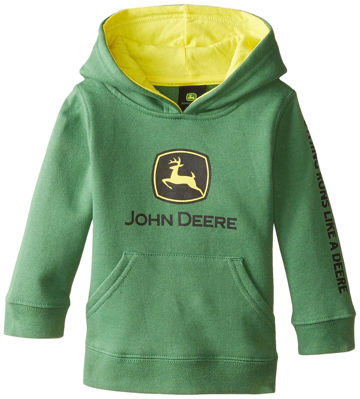 John Deere baby-boys Trademark Fleece Green 12 Months John Deere Infant J-FJ056GF