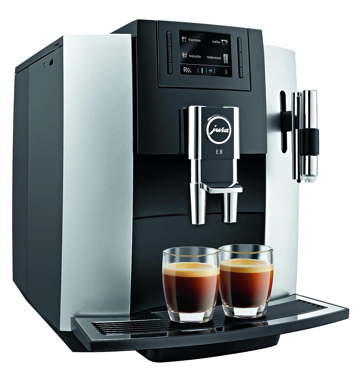Jura E8Platine à café automatique [Classe énergétique A] 15084