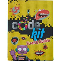 MindTickles Scratch Builder, Computer Science Coding Code Your Own Games Learning Kit for Kids (7-11 Years)