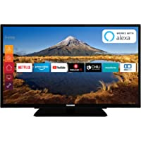 Telefunken XF32G519D 81 cm (32 Zoll) Fernseher (Full HD, Triple Tuner, Smart TV, Prime Video, DVD-Player integriert, Bluetooth)