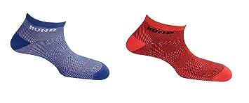 Pack escalada: 2 calcetines Mund Climbing Antibacterias, Terapéuticos, con los pies diferenciados y