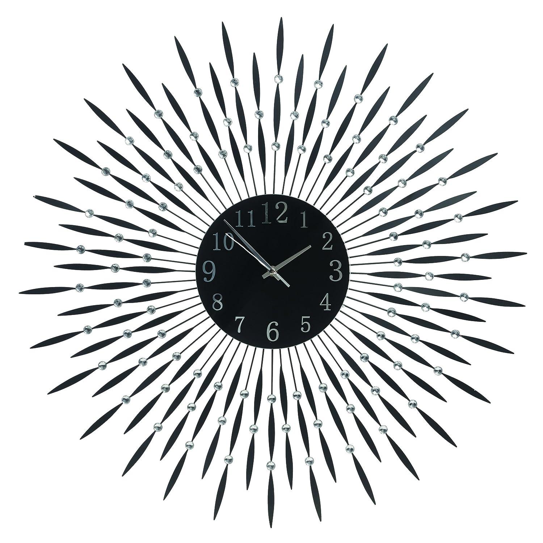 Gardman Feather Clock 17149