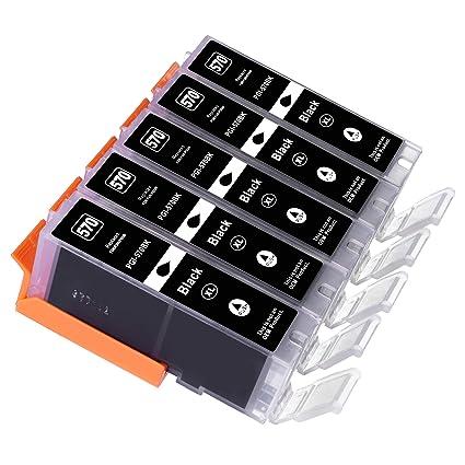 5 compatibles. XL Cartuchos de Tinta para Impresora de repuesto ...