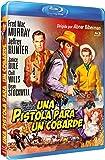 Una Pistola Para Un Cobarde BD 1957 Gun for a Coward [Blu-ray]