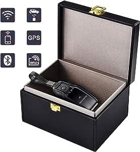 Diyife Faraday Caja para Coche Llaves, Señal Bloqueador Caja para Coche Llaves, WiFi/GPS/LTE/NFC/RFID/Bluetooth sin Claves Entrada Señal Bloqueador, Anti-Robo Faraday Caja Jaula: Amazon.es: Bricolaje y herramientas