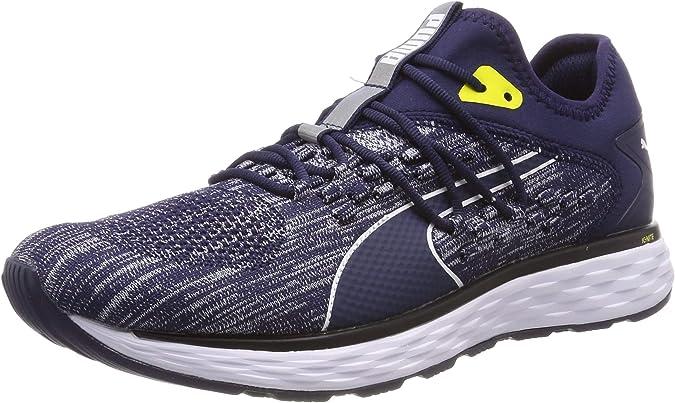 Puma Speed 600 FUSEFIT, Zapatillas de Running para Hombre, Azul ...