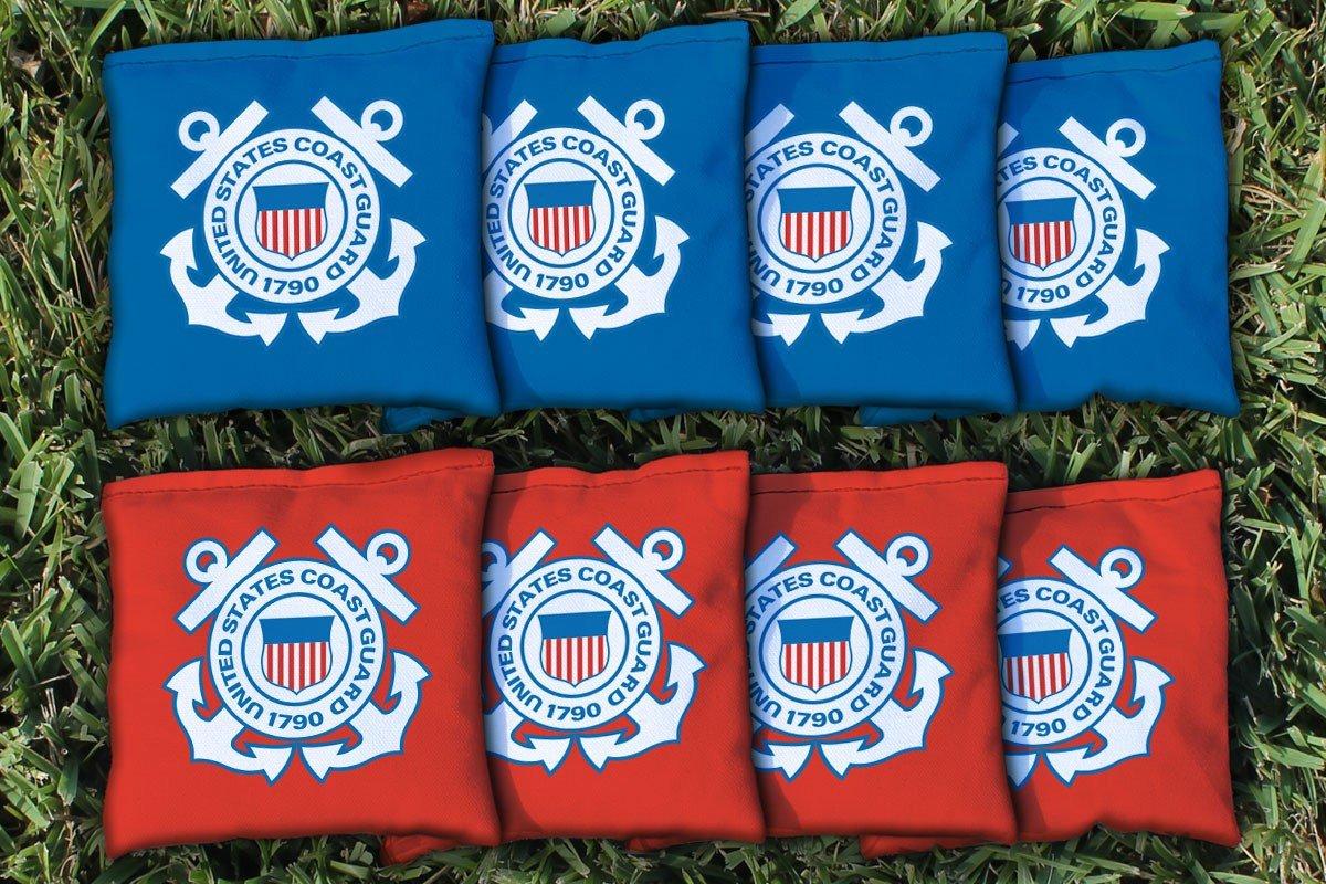 8 Guard US Coast Guard B017KWRIQ4 regulation All Coast Weather Cornhole Bags B017KWRIQ4 Parent, オーガニックシルバー:09b1622e --- m2cweb.com