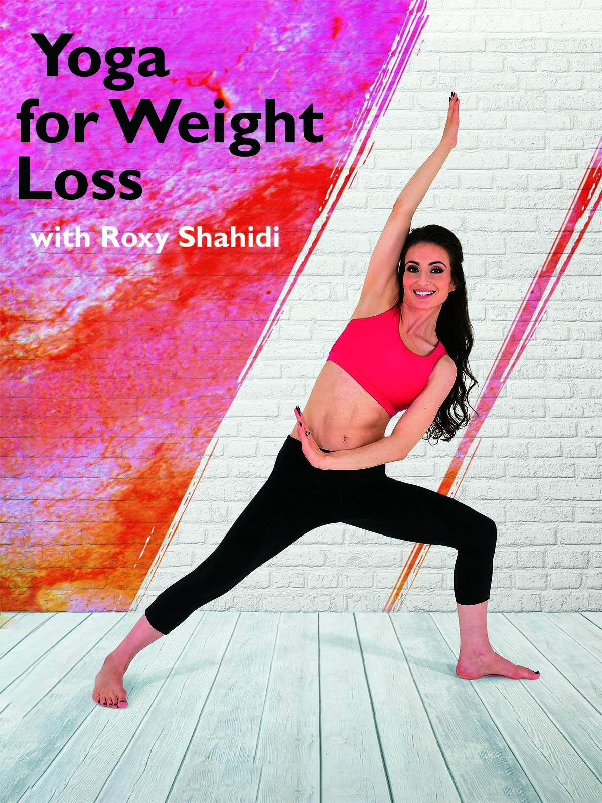 Watch Roxy Shahidi Yoga for Weightloss | Prime Video