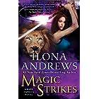 Magic Strikes (Kate Daniels Book 3)