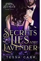 Secrets, Lies and Lavender (Cape Danger Book 5) Kindle Edition