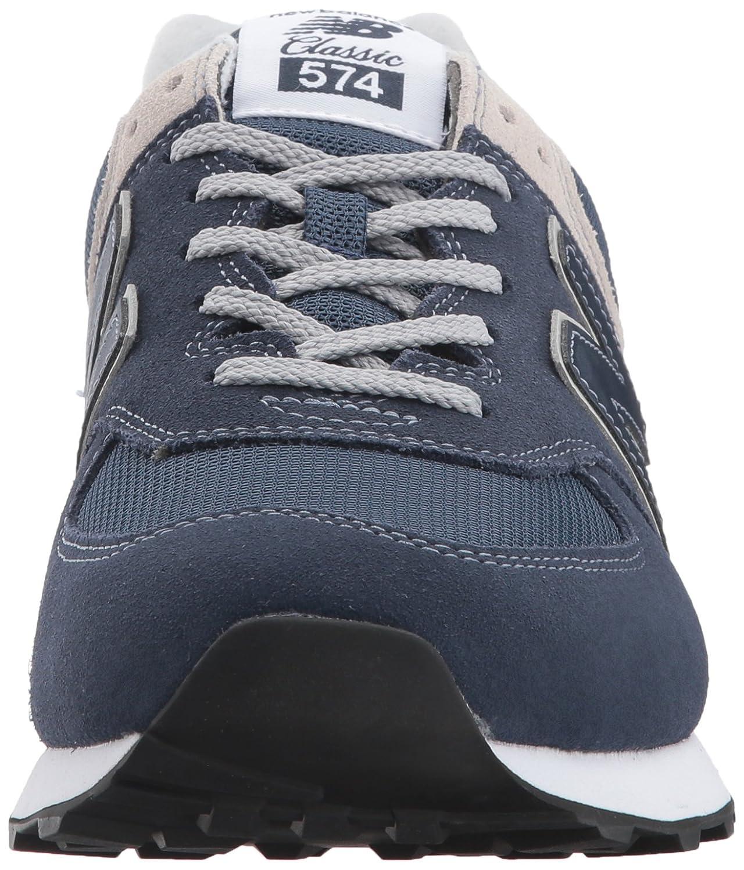 New Balance Herren 574v2 Turnschuhe grau One One One Größe  428d35