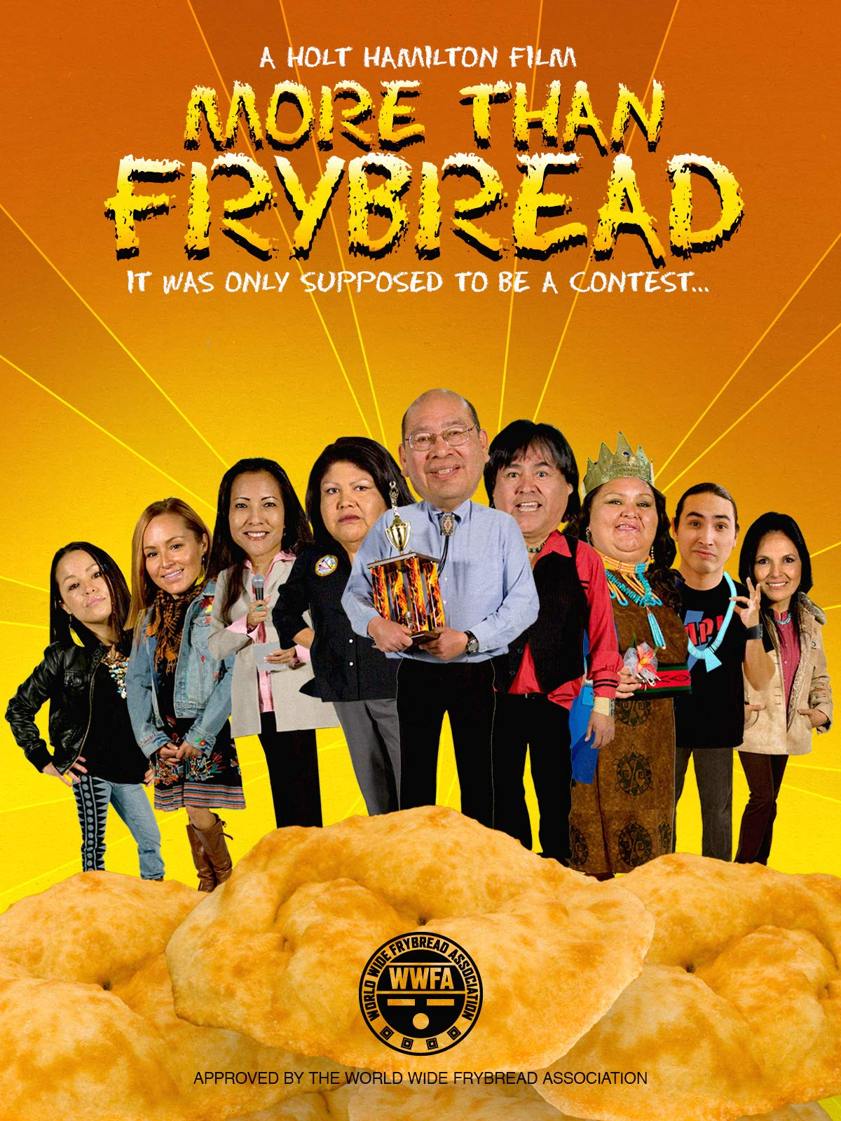 Watch More Than Frybread Prime Video