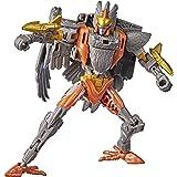 Transformers Toys Generations War for Cybertron: Kingdom Deluxe WFC-K14 Airazor Figura de acción – Niños a Partir de 8 años,