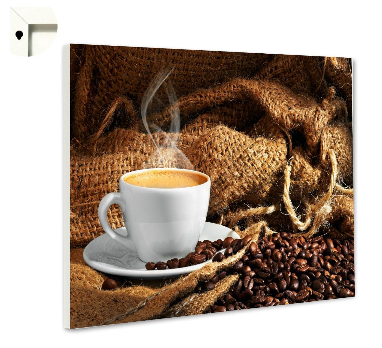 B-wie-Bilder  Magnettafel Pinnwand mit Motiv Küche Küche Küche Essen & Trinken Kaffee & B Größe 60 x 40 cm 9042ef