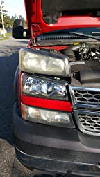 Amazon.com: Chevy Silverado Replacement Headlight Assembly - 1-Pair