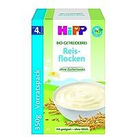Hipp 喜宝 米片,无麸质,4包(4×350克)