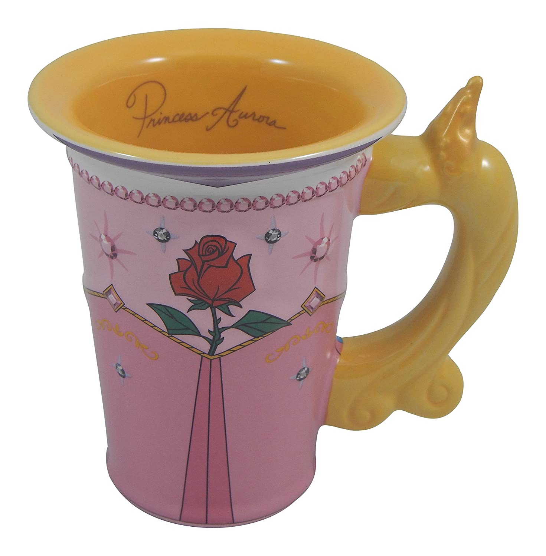 Pink Blue Dress Mug