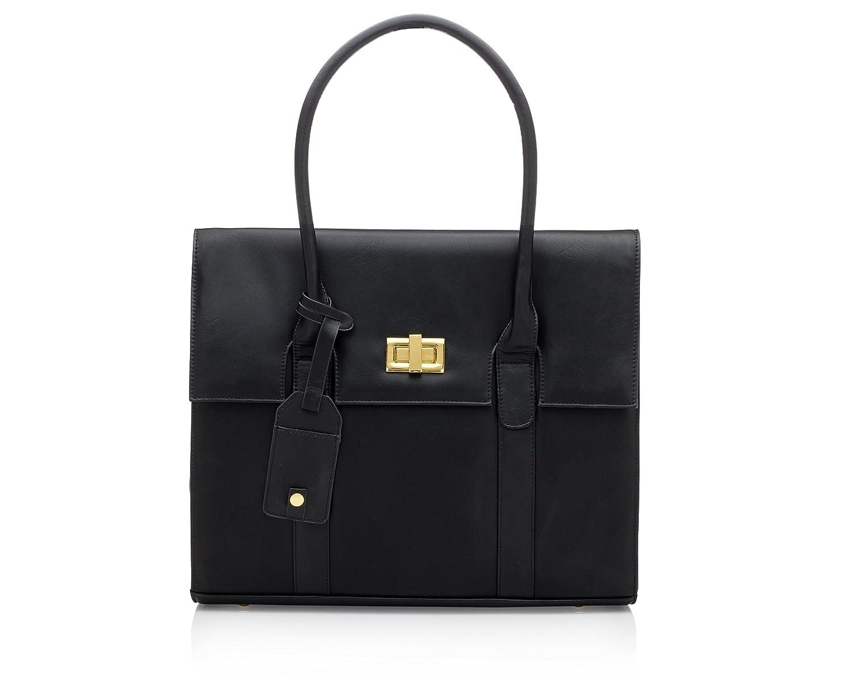 00bb063fbea5 on sale Graceship Women Briefcase Shoulder Laptop Messenger Bags Satchel  Ladies Bag -