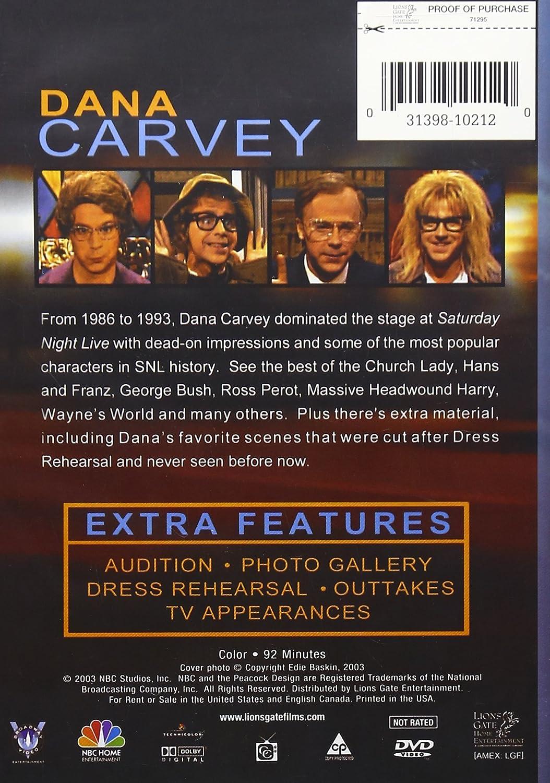 Amazoncom Snl Best Of Dana Carvey Christopher Guest Robert