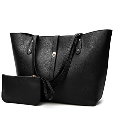 ce9a2b6ec7 Amazon.com  YNIQUE Satchel Purses and Handbags for Women Shoulder Tote Bags  Wallets  Shoes