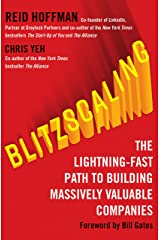 Blitzscaling: The Lightning-Fast Path to Building Massively Paperback
