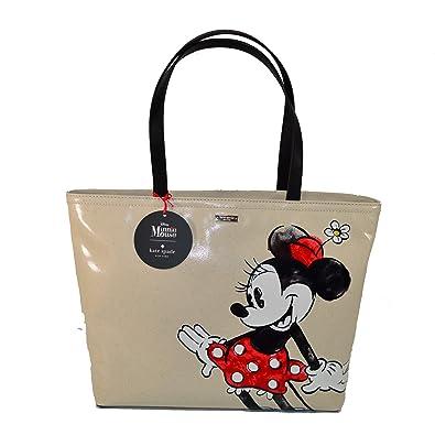 100% authentic 7e3ad 90e35 Amazon.com: Kate Spade Disney Parks Minnie Mouse Shoulder Bag: Shoes