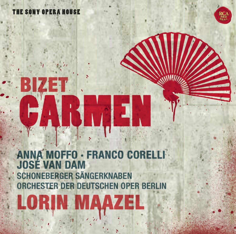 CD : Jose van Dam - Franco Corelli - Anna Moffo - Carmen (2PC)