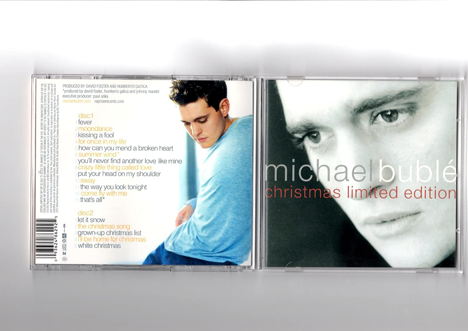 Michael Bublé - Christmas Limited Edition - Amazon.com Music