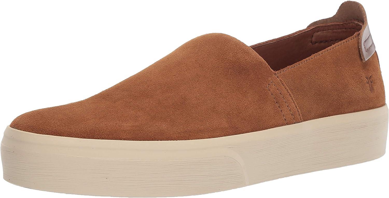 Frye Men's Beacon Slip on Sneaker