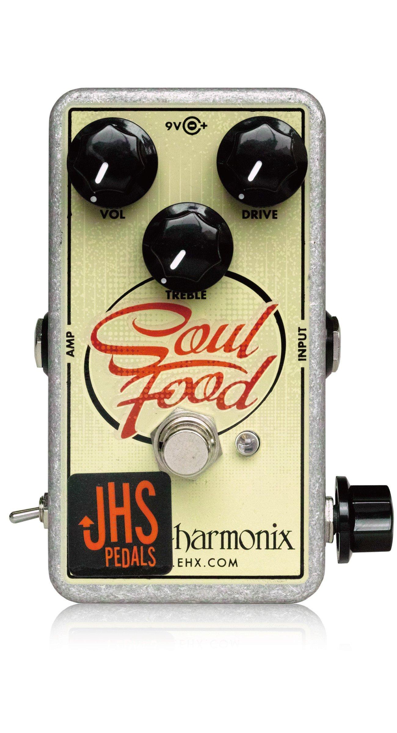 JHS Electro-Harmonix Soul Food ''Meat & 3'' Mod by Jhs