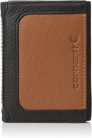 Carhartt Men/'s Billfold Wallet Oil Tan Brown One Size
